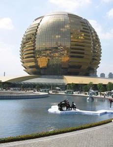 工程案例-杭州洲际酒店